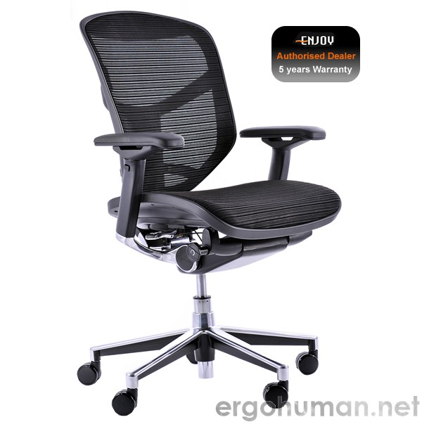 enjoy office chair no head rest | mesh office chair | office chairs