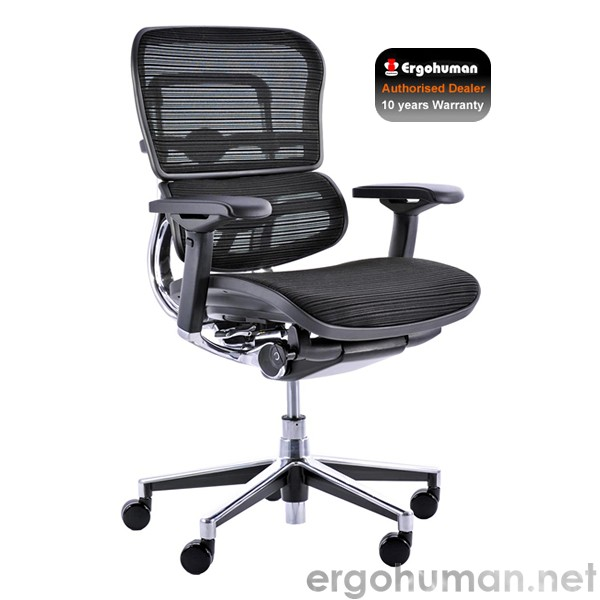 Ergohuman Mesh Office Chair | Ergohuman | Mesh Office Chairs