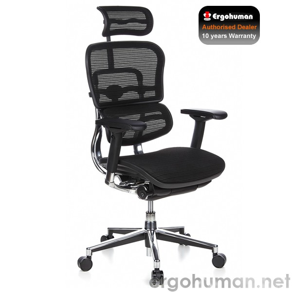 Ergohuman Elite | Ergohuman Elite Mesh Office Chair