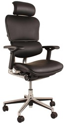 Ergohuman Leather Office Chair