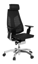 Genidia Office Chair with Head Rest