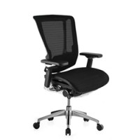 Nefil Mesh Office Chair With Polished Frame
