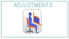 Ergohuman Chairs Adjustments