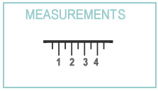Ergohuman Chairs Measurements