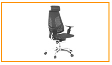 Genidia Office Chairs - Ergohuman