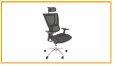 Mirus Office Chairs - Ergohuman