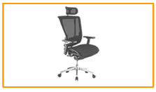 Nefil Office Chairs - Ergohuman