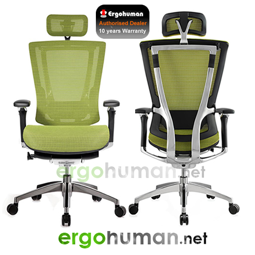 Nefil Mesh Office Chair from ergohuman.net