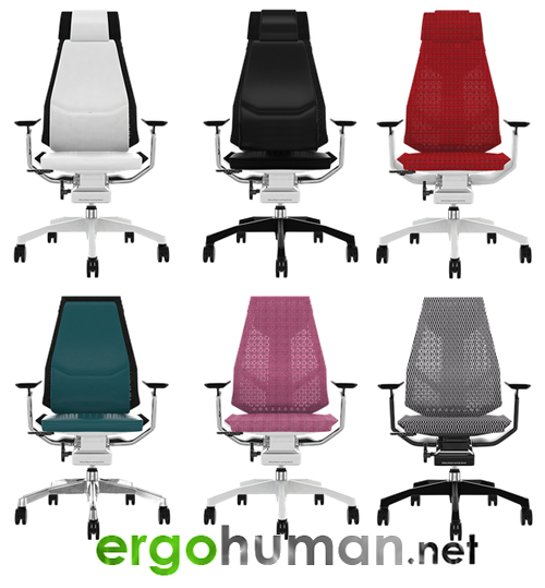Genidia Ergonomic Office Chairs