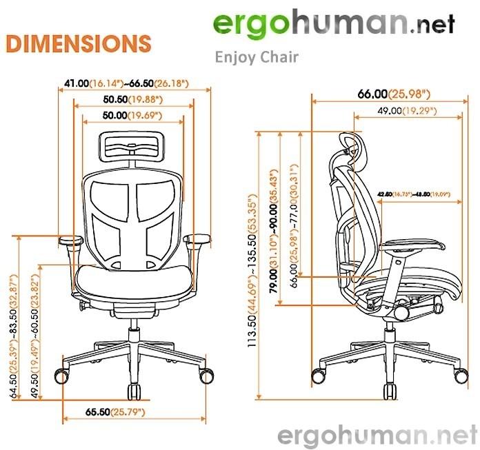 Enjoy Office Chair Mesh