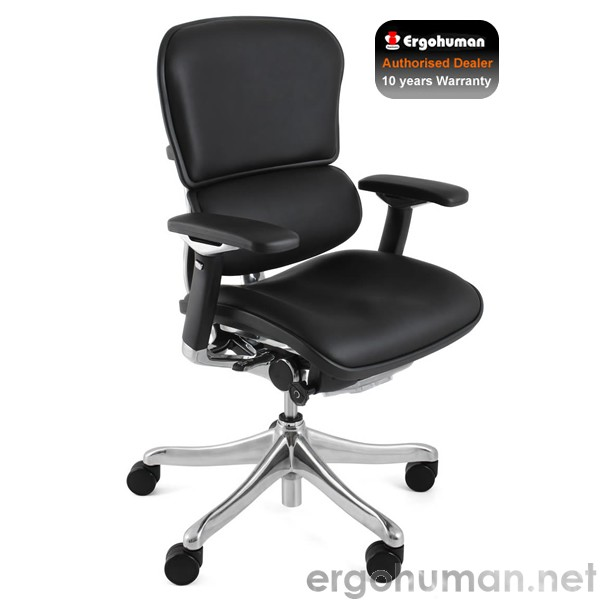 Ergohuman Plus Leather