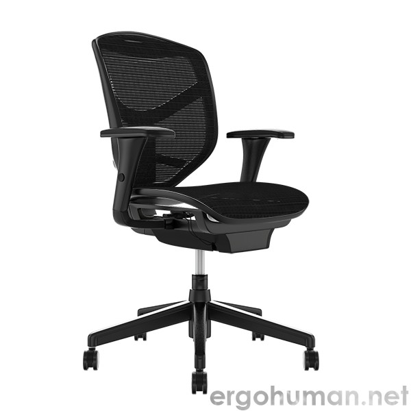Project Enjoy Black Mesh Office Chair