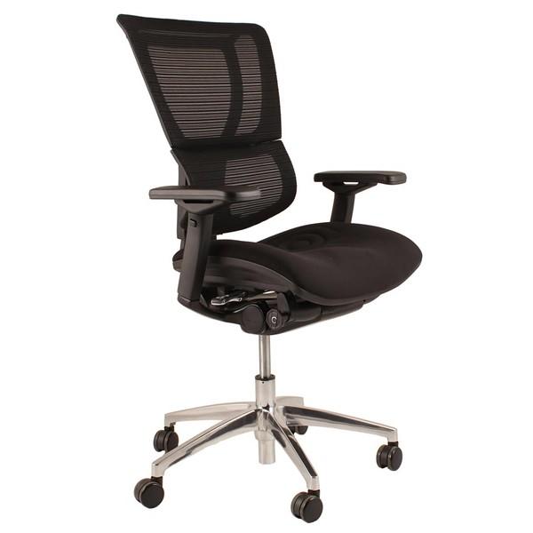 Mirus Office Chair Black Frame