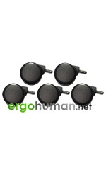 Ergohuman Plus Chair Replacement Castors