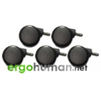 Ergohuman Plus Chair Wheels and Replacement Castors