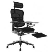 Ergohuman Elite Office Chair Leg Rest, Notebook Arm