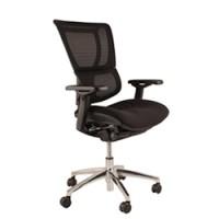 Mirus Mesh Seat Office Chair Black Frame