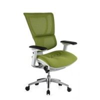 Mirus Mesh Office Chair White Frame