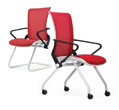 Lii Guest Mesh Chair by Ergohuman