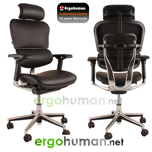 Ergohuman Elite Leather Office Chairs