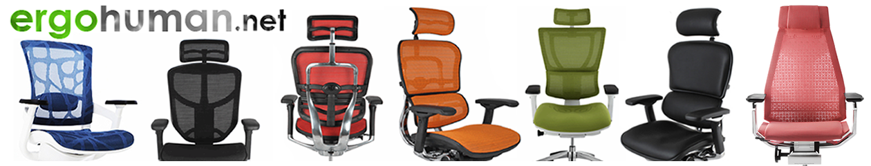 Ergohuman Office Chairs – ergohuman.net