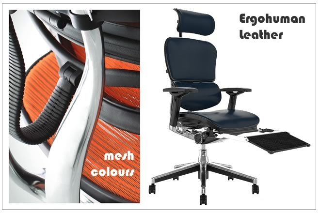 Ergohuman Comfortable Chair for Game Play