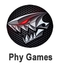 Phy Games Logo - Gaming Chair